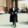 Advocate Awneesh Chauhan, District Court advocate in Lucknow - Bakshi Ka Talab
