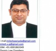 Advocate Milesh V .Paviyala, Lawyer in Kerala - Trivandrum (near Tellicherry)