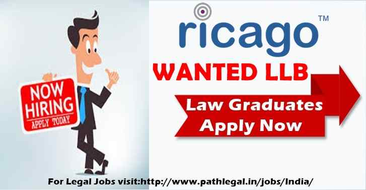 RICAGO WANTED LLB Graduates