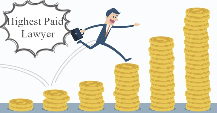 How to Become Highest Paid Lawyer?