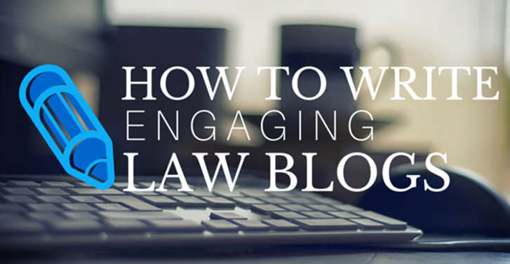 Reasons Why Lawyers Should Blog