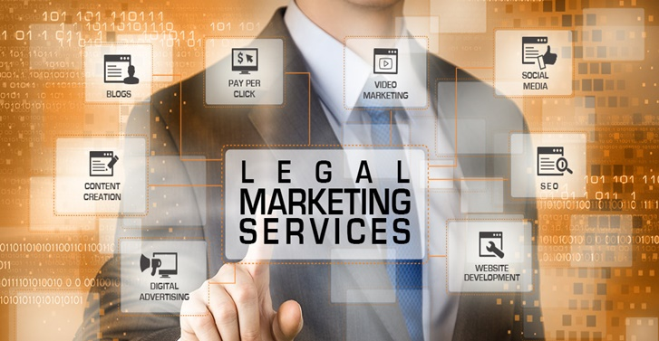 Latest techniques for marketing law firm