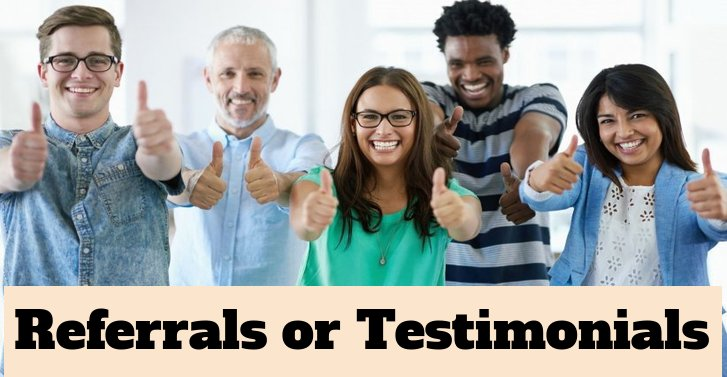 Should Lawyer Ask for Referrals or Testimonials?