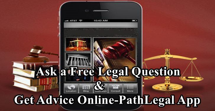 Ask a Free Legal Question & Get Advice Online-PathLegal App