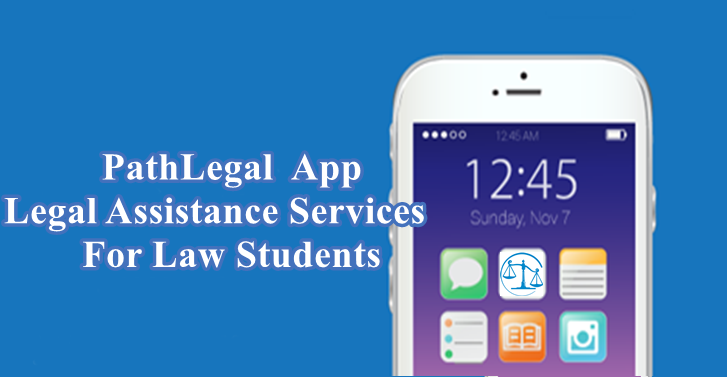 PathLegal App-Legal Assistance Services For Law Students