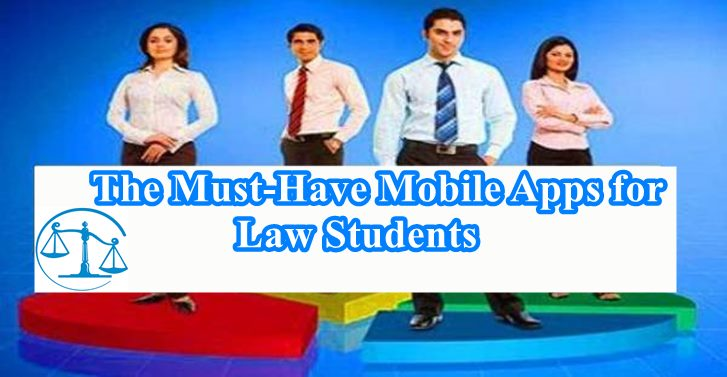 The Must-Have Mobile App for Law Students