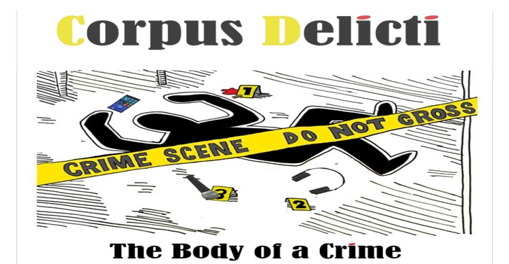 Important Facts about Corpus Delicti