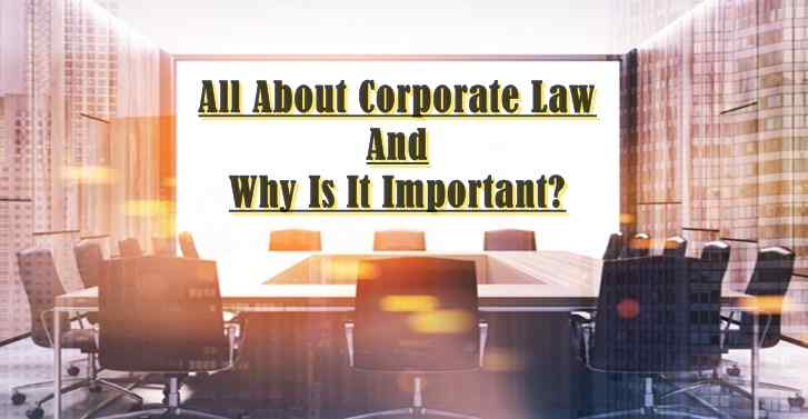 All About Corporate Law