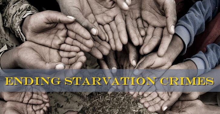 Ending Starvation Crimes