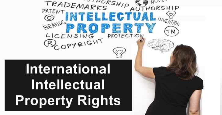 International Intellectual Property Rights