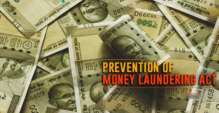 Changes In The Prevention Of Money Laundering Act