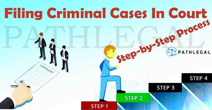 Step-by-Step Process: Filing Criminal Cases In Court