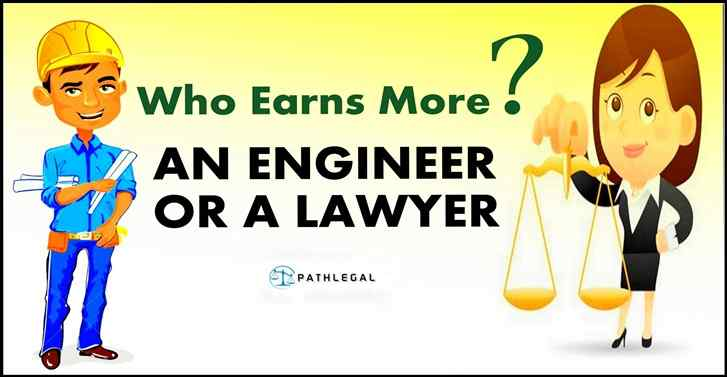 Who Earns More: An Engineer Or A Lawyer?