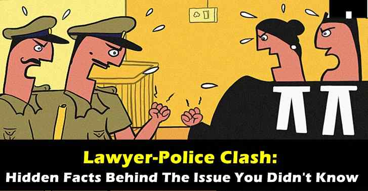 Lawyer-Police Clash: Hidden Facts Behind The Issue You Didn't Know