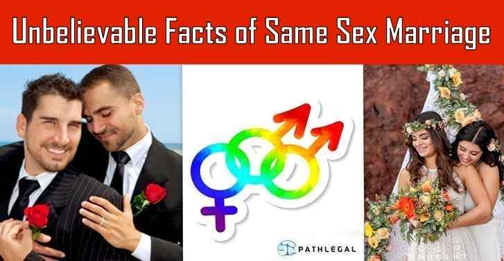 Interesting Facts of Gay Marriage You Didn't Know