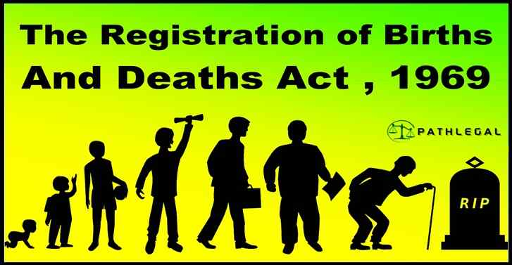 The Registration of Births and Deaths Act,1969: Top 8 Points
