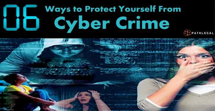 6 Ways to Protect Yourself From Cyber Crime