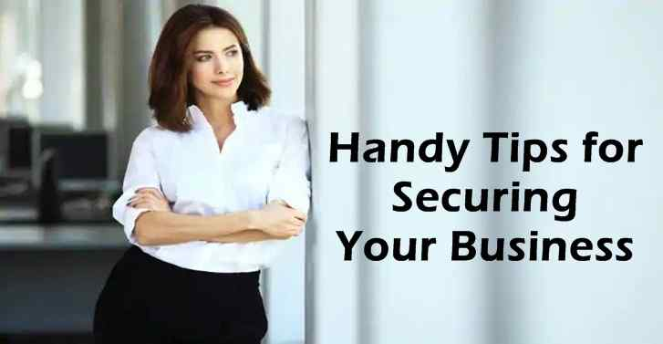 Excellent Tips To Protect Your Small Business