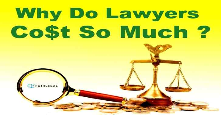 Why Do Lawyers Cost So Much?