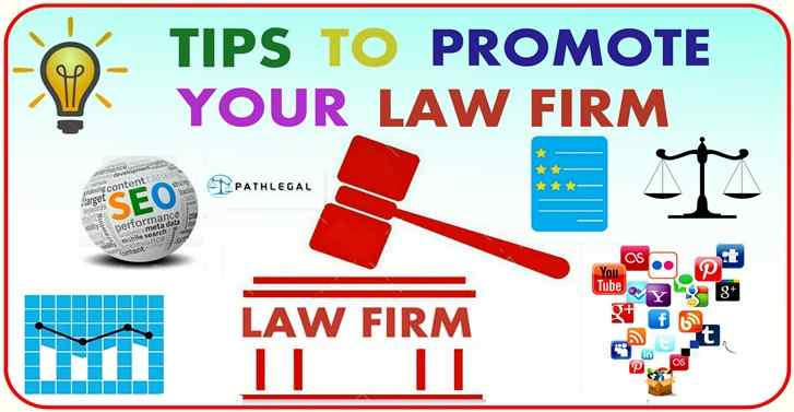 Tips To Promote Your Law Firm