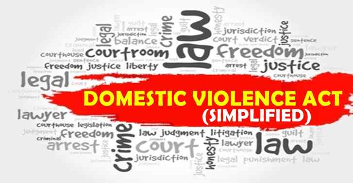 Domestic Violence Act (Simplified)