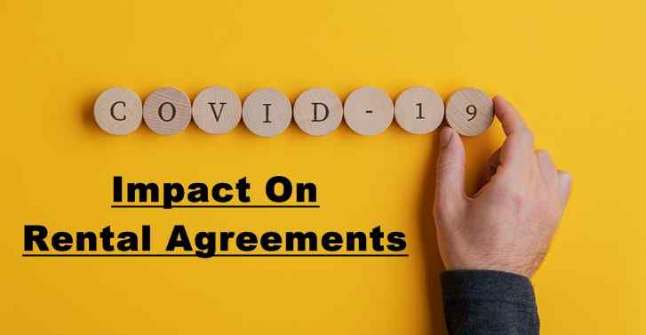 Covid-19 - Impact On Rental Agreements