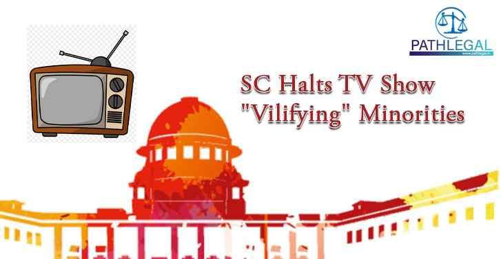 SC Halts TV Show