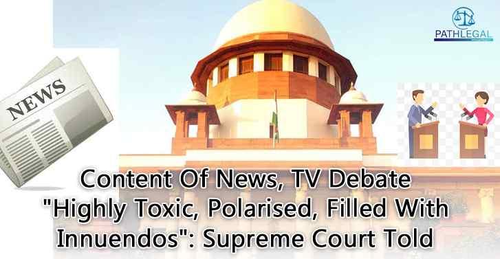 Content Of News, TV Debate