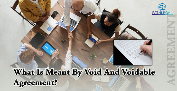 What Is Meant By Void And Voidable Agreement?