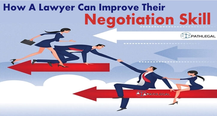 How A Lawyer Can Improve Their Negotiation Skill