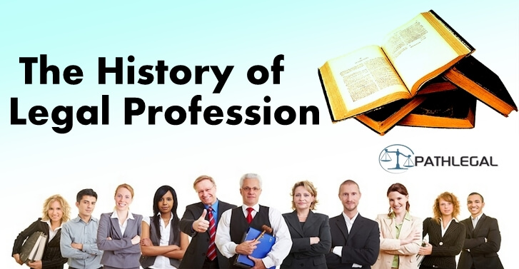 The History of Legal Profession
