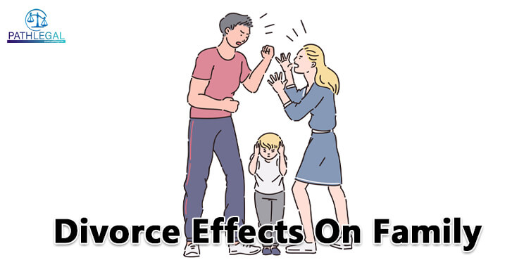 Divorce Effects On Family