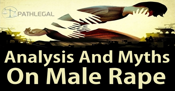 Analysis And Myths On Male Rape