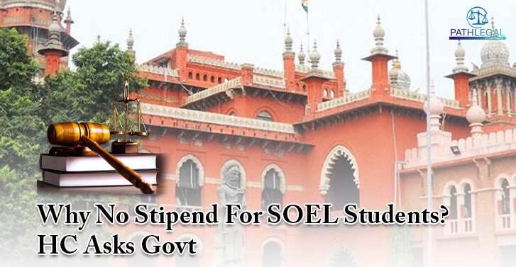 Why No Stipend For SOEL Students? HC Asks Govt