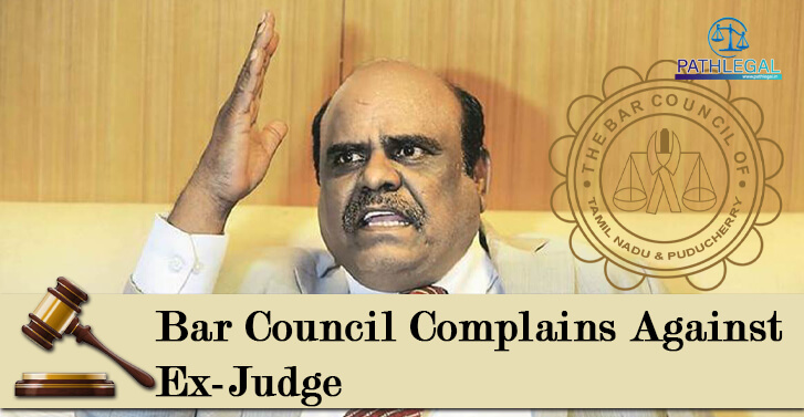 Bar Council Complains Against Ex-Judge
