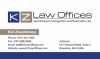Attorney Kat Zavadskaya, Property attorney in United States -