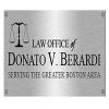 Attorney Donato Berardi, Divorce attorney in United States - Middlesex