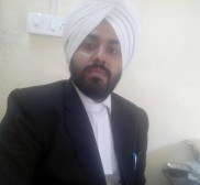 Advocate DAMAN PREET SINGH, High Court advocate in Amritsar - COURT COMPLEX