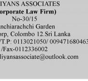 Advocate Kumara J, Lawyer in Western - Colombo (near Gampaha)