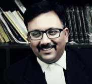 Advocate Dewakar Sharma , Lawyer in Jammu and Kashmir - Jammu (near Baramula)