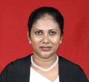 Attorney Gayani Dikkumbura , Lawyer in Western - Colombo (near Gampaha)