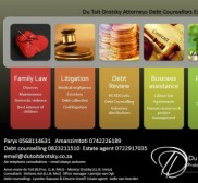 Attorney Anne-marie du Toit, Divorce attorney in South Africa - Parys
