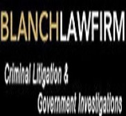 Attorney The Blanch Law Firm, Criminal attorney in United States -