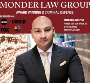 Attorney Vik Monder, Criminal attorney in United States - San Diego
