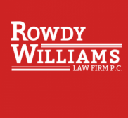 Attorney Rowdy Williams, Criminal attorney in United States - Terre Haute