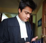 Advocate Adv. Palash Rajani, Civil advocate in Jabalpur - Civil lines