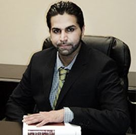Attorney Barjinder Kalsi, Accident attorney in Brampton -