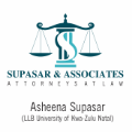 Attorney Asheena Supasar , Lawyer in KwaZulu Natal - Pietermaritzburg (near Howick)