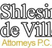 Attorney Shlesinger de Villeneuve, Insurance attorney in United States -