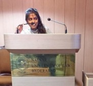 Advocate Vishala, Lawyer in Andhra Pradesh - Hyderabad (near Palasa)